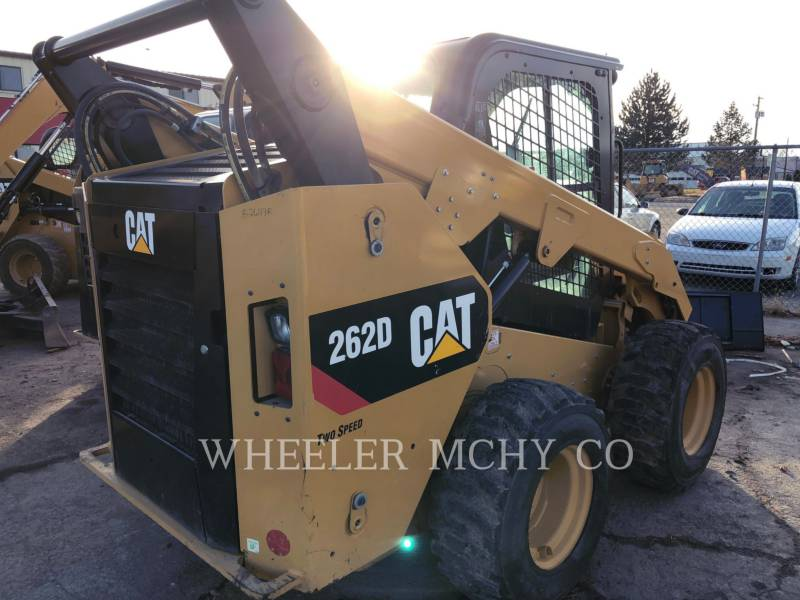 CATERPILLAR CHARGEURS COMPACTS RIGIDES 262D C3 2S equipment  photo 3