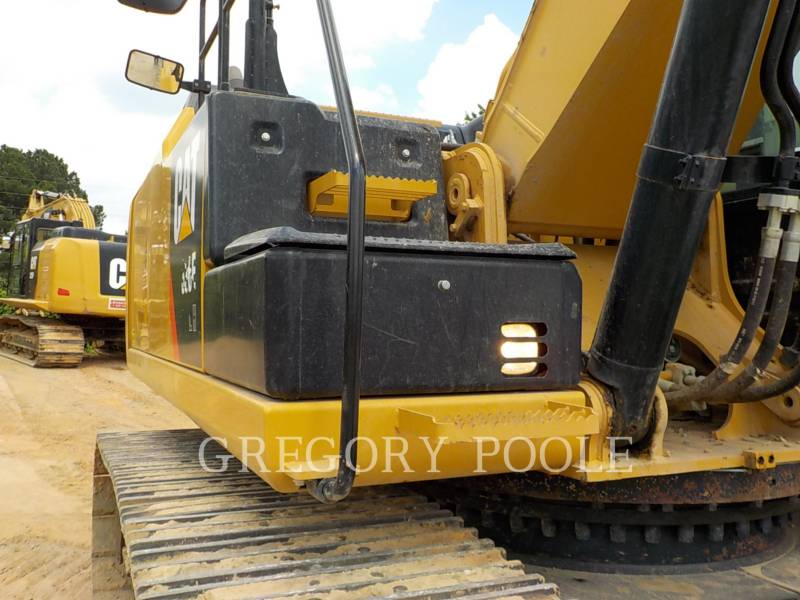 CATERPILLAR TRACK EXCAVATORS 336EL H equipment  photo 6