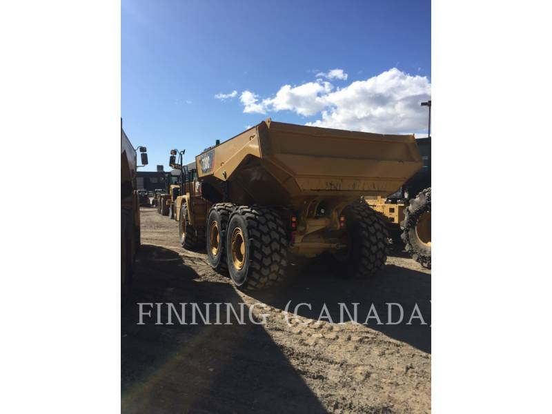 CATERPILLAR ARTICULATED TRUCKS 730 C 2 equipment  photo 3