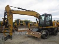 Equipment photo Caterpillar M313D EXCAVATOARE PE ROŢI 1