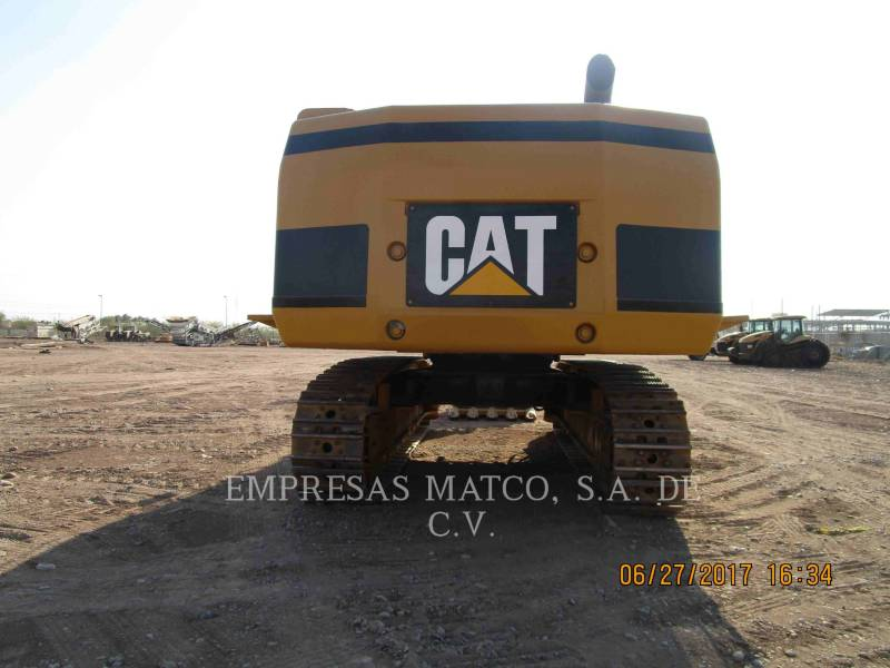 CATERPILLAR KETTEN-HYDRAULIKBAGGER 365CL equipment  photo 4