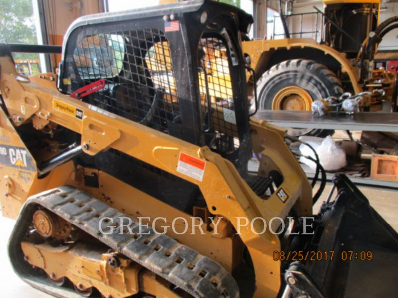 CATERPILLAR MULTI TERRAIN LOADERS 259D N equipment  photo 2
