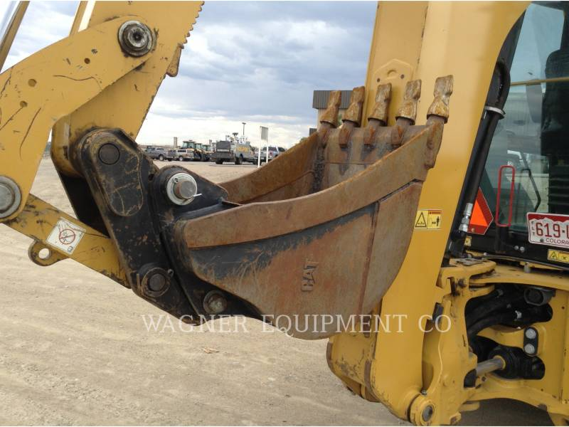 CATERPILLAR BACKHOE LOADERS 430F 4WD equipment  photo 7