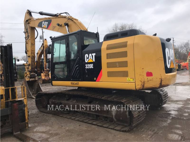 CATERPILLAR ESCAVATORI CINGOLATI 320EL equipment  photo 3