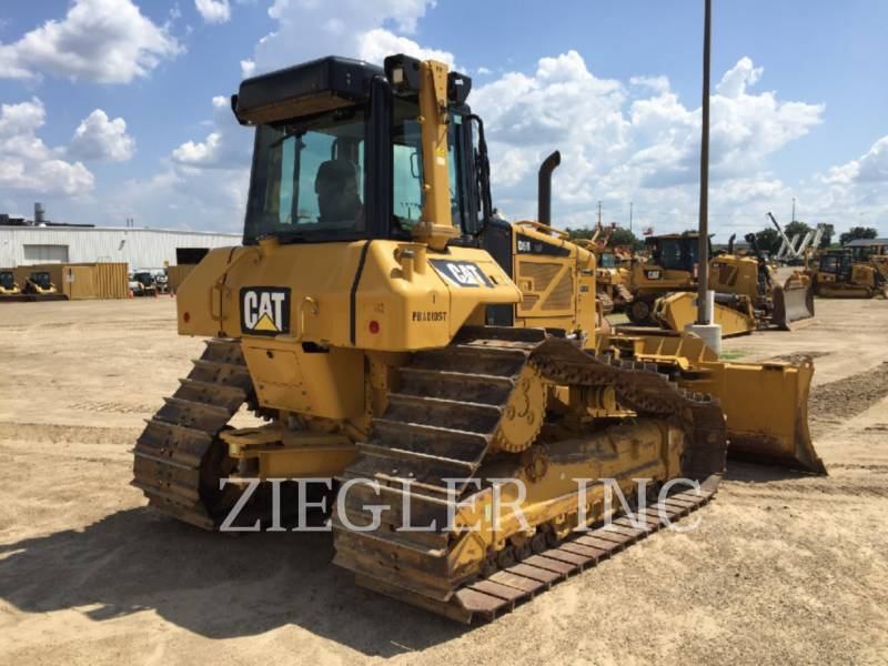 CATERPILLAR TRACTOREN OP RUPSBANDEN D6NLGP equipment  photo 5