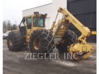 TIGERCAT FORESTRY - SKIDDER 610 C equipment  photo 2