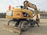 CATERPILLAR ESCAVADEIRAS DE RODAS M315D equipment  photo 3