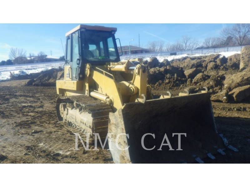 CATERPILLAR KETTENLADER 963C equipment  photo 4