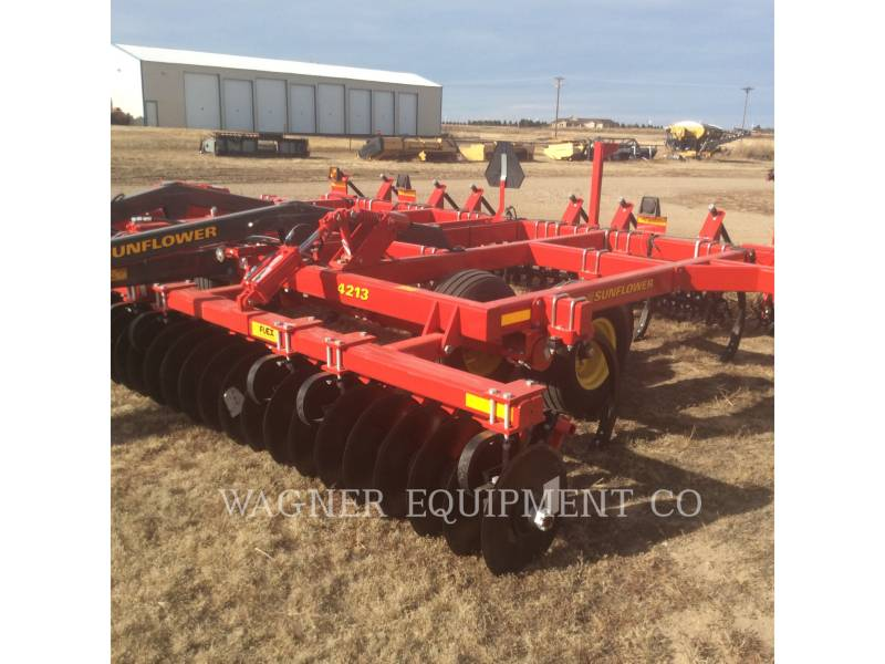 SUNFLOWER MFG. COMPANY AG TILLAGE EQUIPMENT SF4213-15 equipment  photo 4