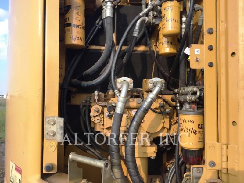 CATERPILLAR EXCAVADORAS DE CADENAS 328DL CR equipment  photo 9