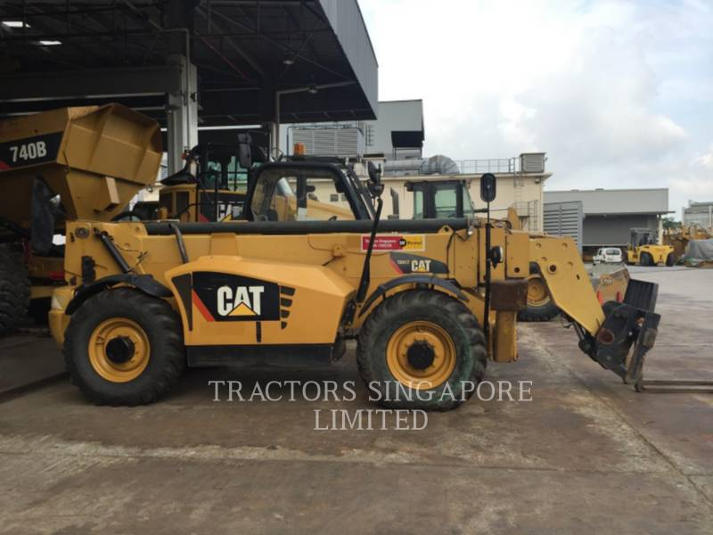CATERPILLAR TELEHANDLER TH417 equipment  photo 5
