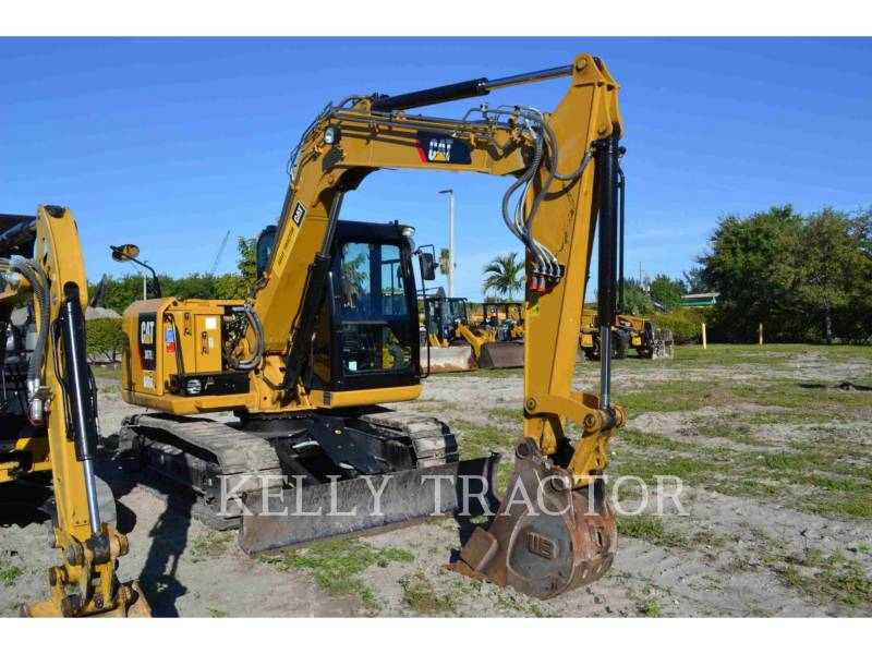 CATERPILLAR PELLES SUR CHAINES 307E2 equipment  photo 1