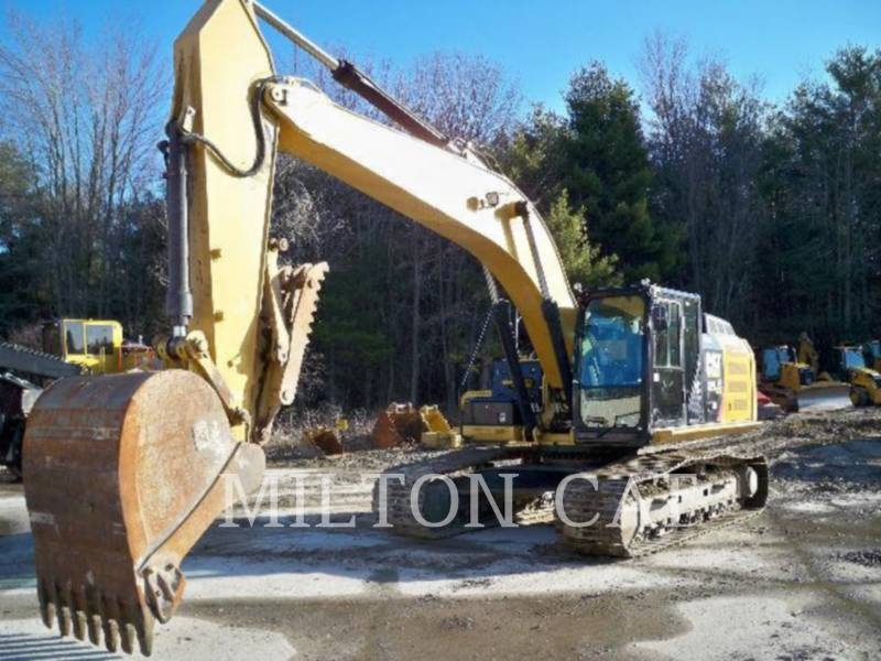 CATERPILLAR TRACK EXCAVATORS 329E L equipment  photo 1