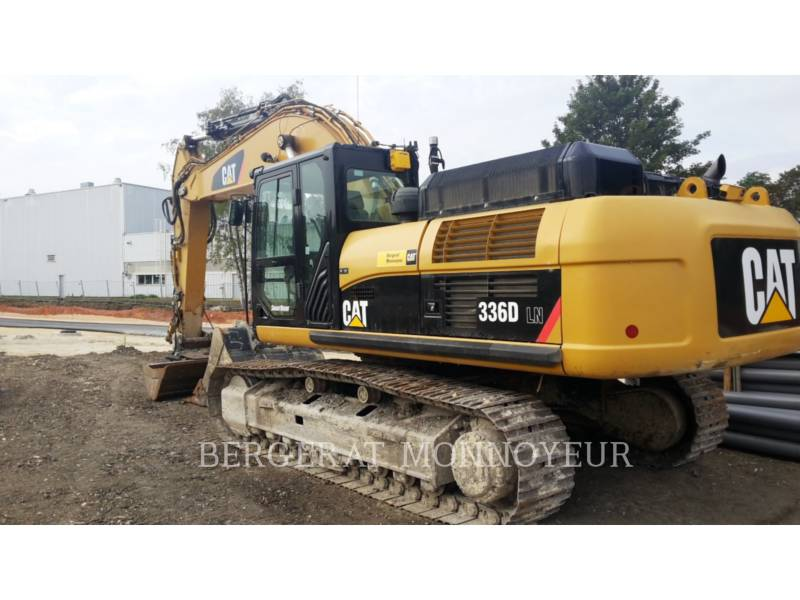 CATERPILLAR PELLES SUR CHAINES 336DLN equipment  photo 3