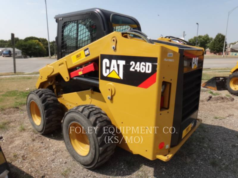 CATERPILLAR MINICARREGADEIRAS 246DSTD1CA equipment  photo 3