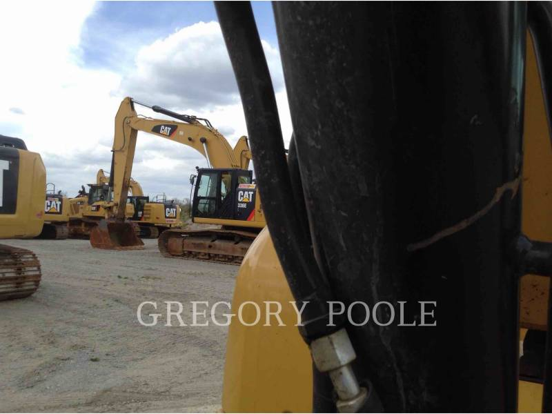CATERPILLAR EXCAVADORAS DE CADENAS 308E2 CR equipment  photo 21