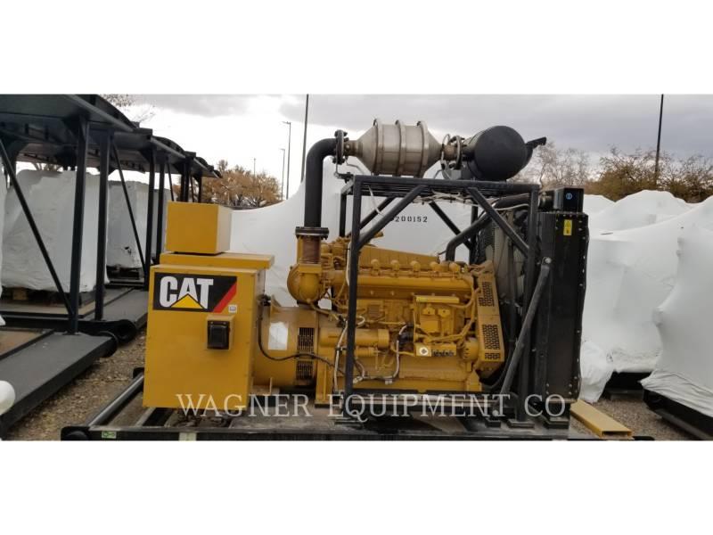 CATERPILLAR FIXE - GAZ NATUREL G3306B equipment  photo 1