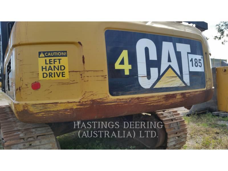 CATERPILLAR トラック油圧ショベル 336DL equipment  photo 5