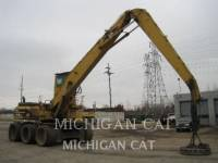 Equipment photo CATERPILLAR W345B MH MATERIAL HANDLERS / DEMOLITION 1