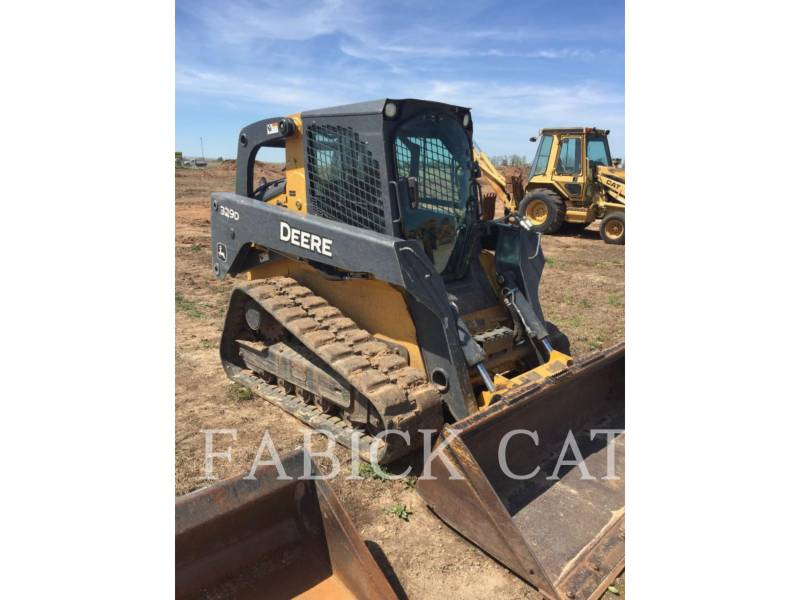 DEERE & CO. MULTI TERRAIN LOADERS 329D equipment  photo 1