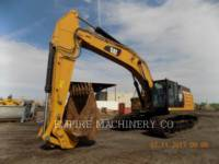 CATERPILLAR TRACK EXCAVATORS 349F     P equipment  photo 4