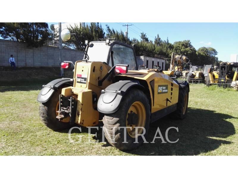 CATERPILLAR TELESKOPSTAPLER TH406 equipment  photo 6