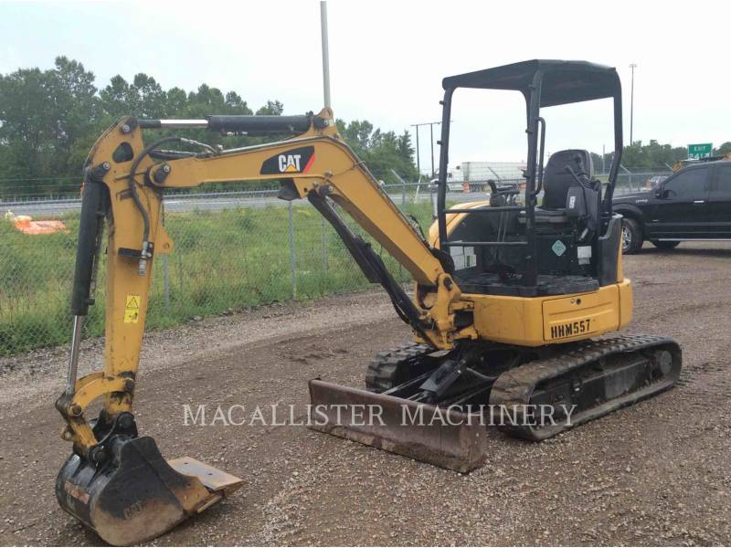 CATERPILLAR KETTEN-HYDRAULIKBAGGER 303E equipment  photo 1