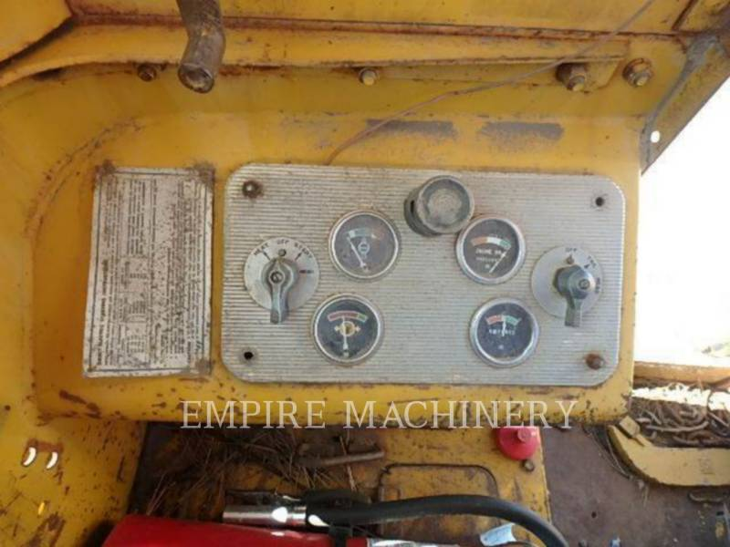 CATERPILLAR MOTOR GRADERS 14E equipment  photo 3