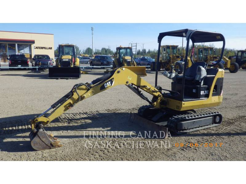 CATERPILLAR EXCAVADORAS DE CADENAS 301.8C equipment  photo 1