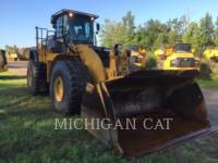 CATERPILLAR WHEEL LOADERS/INTEGRATED TOOLCARRIERS 980K LC equipment  photo 2