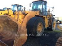CATERPILLAR WHEEL LOADERS/INTEGRATED TOOLCARRIERS 980G II equipment  photo 1