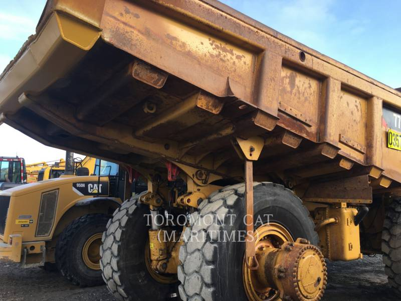 CATERPILLAR MULDENKIPPER 773F equipment  photo 3