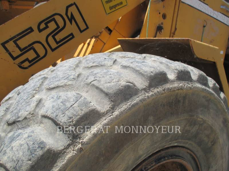 LIEBHERR PALE GOMMATE/PALE GOMMATE MULTIUSO L521 equipment  photo 7