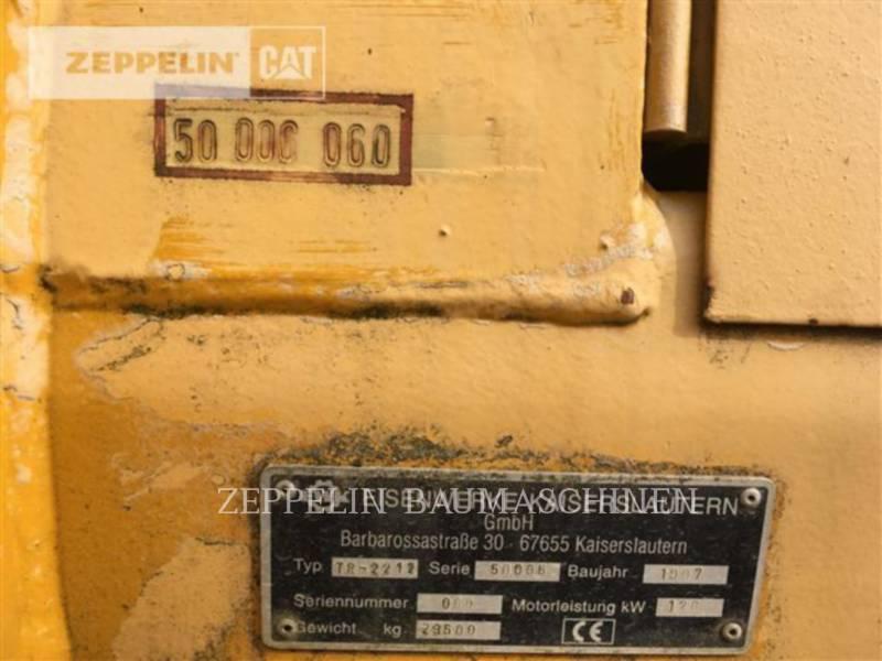 E.W.K. トラック油圧ショベル TR2212 equipment  photo 22