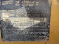 CATERPILLAR 履帯式ローダ 963C equipment  photo 5