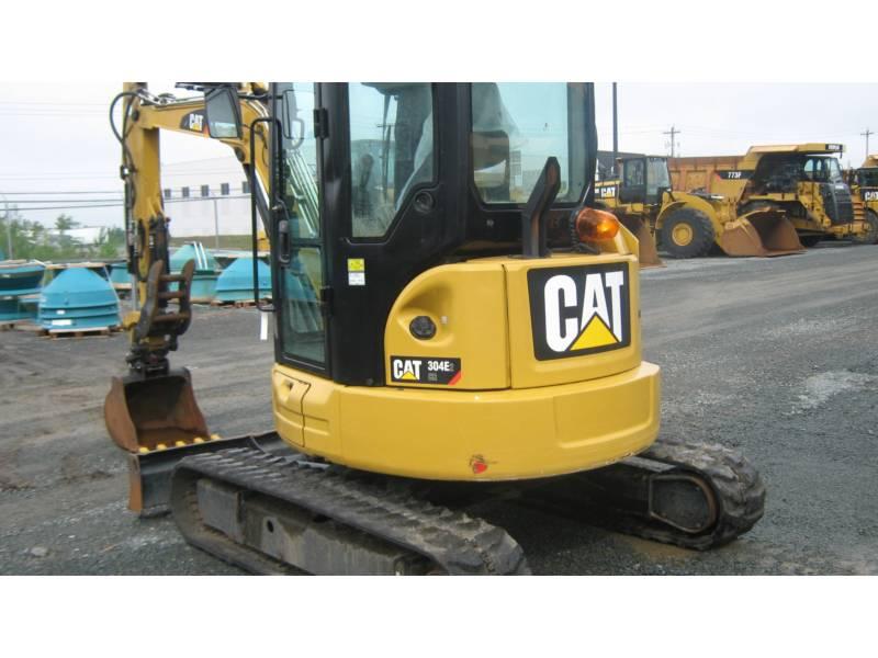 CATERPILLAR TRACK EXCAVATORS 304E2CR equipment  photo 6