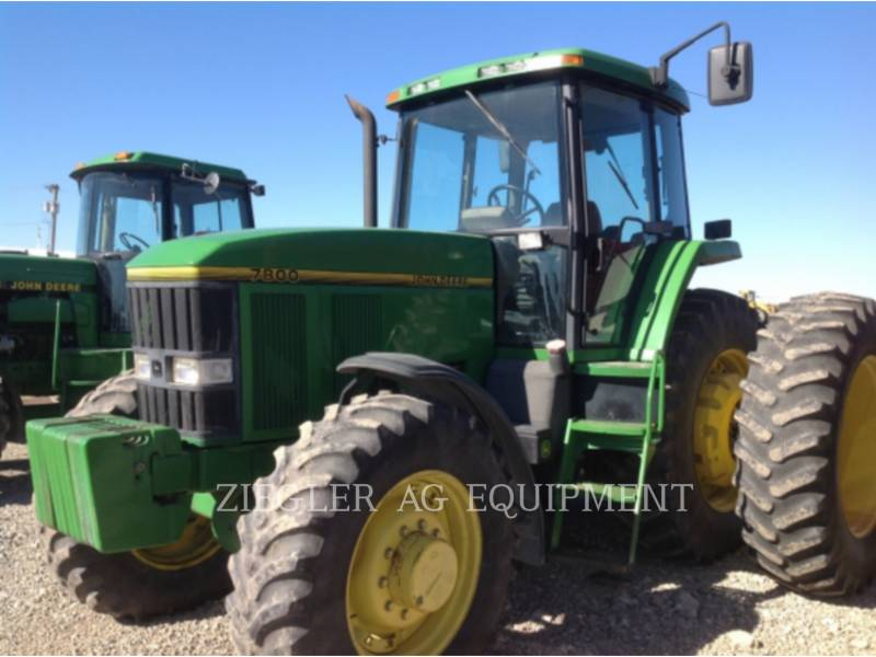 DEERE & CO. AG TRACTORS 7800 equipment  photo 2