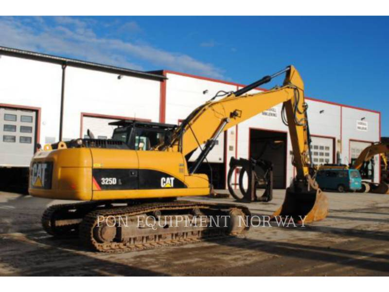 CATERPILLAR KETTEN-HYDRAULIKBAGGER 325DL HD equipment  photo 5