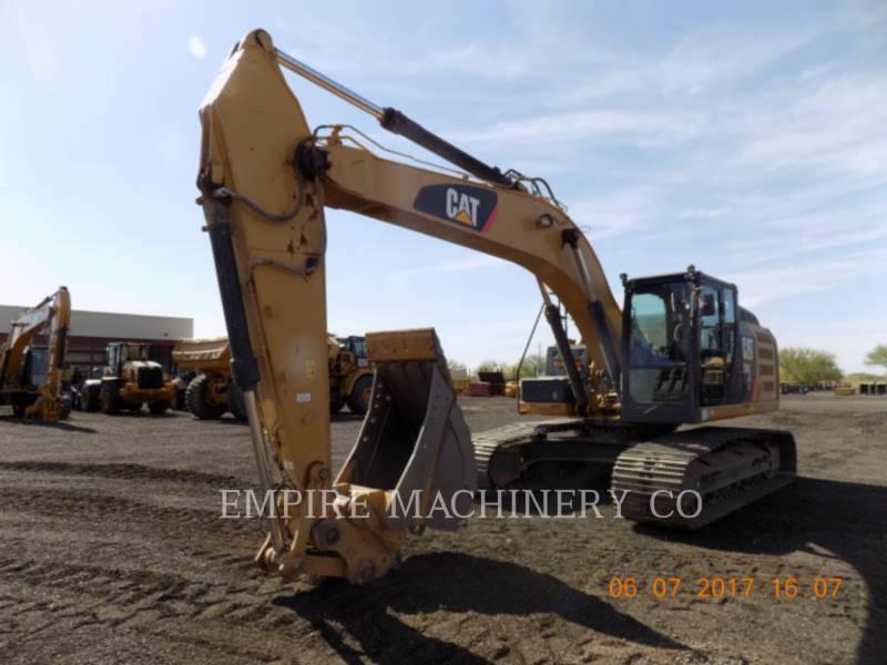 CATERPILLAR TRACK EXCAVATORS 324EL equipment  photo 4