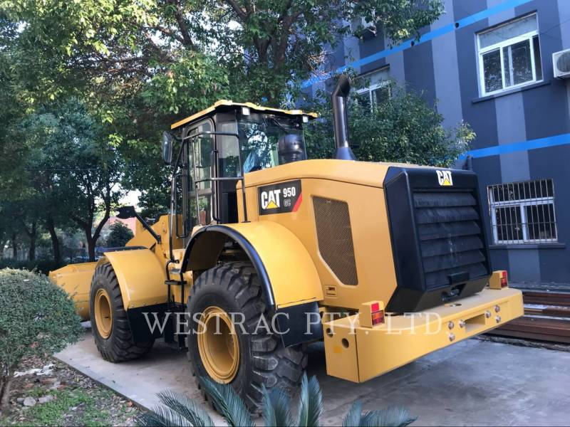 CATERPILLAR WHEEL LOADERS/INTEGRATED TOOLCARRIERS 950GC HL equipment  photo 5