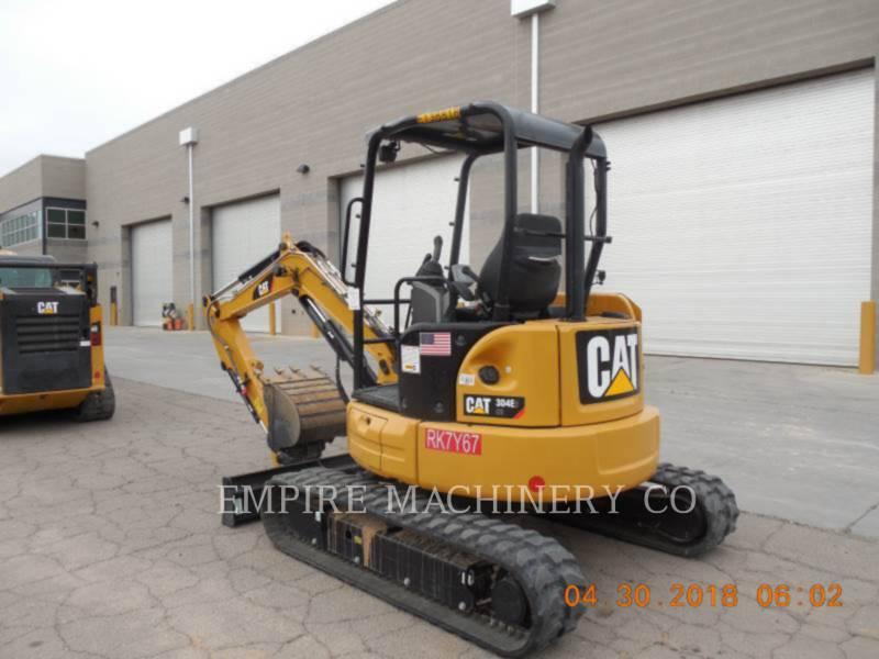 CATERPILLAR トラック油圧ショベル 304E2 OR equipment  photo 3