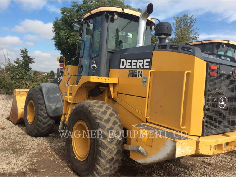 DEERE & CO. WHEEL LOADERS/INTEGRATED TOOLCARRIERS 624K equipment  photo 2