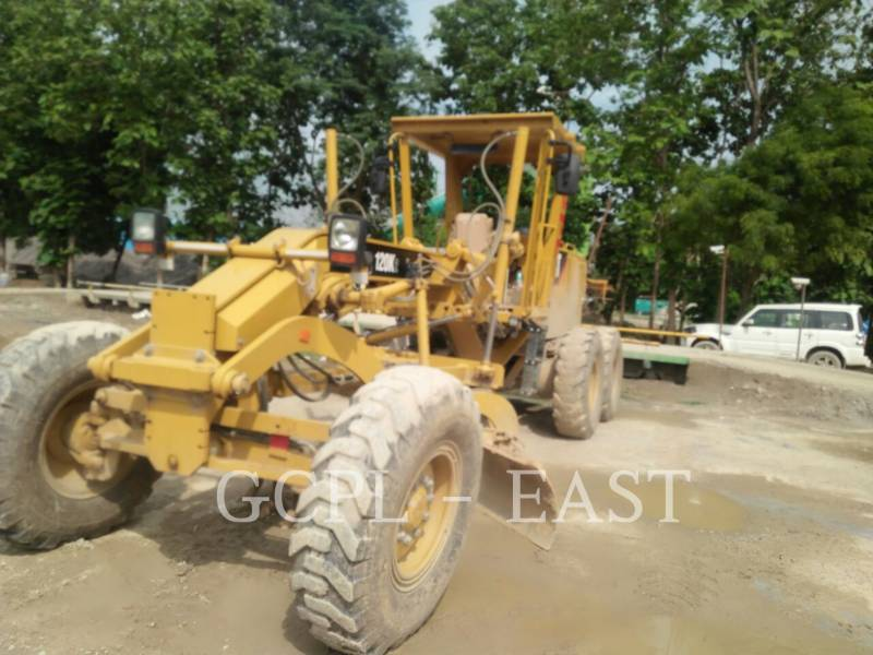 CATERPILLAR MOTONIVELADORAS 120K2 equipment  photo 2