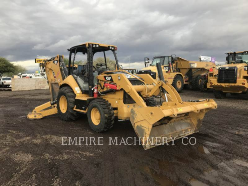 CATERPILLAR BACKHOE LOADERS 450F 4EOMP equipment  photo 1