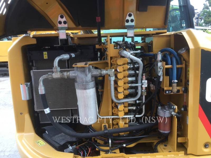 CATERPILLAR KETTEN-HYDRAULIKBAGGER 308E2CRSB equipment  photo 11