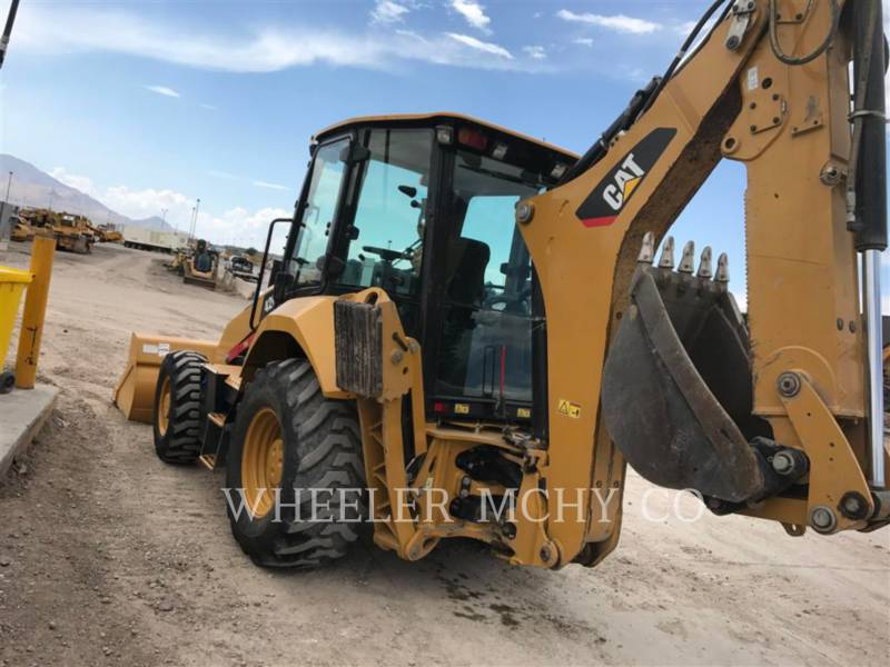 CATERPILLAR RETROEXCAVADORAS CARGADORAS 420F2 E equipment  photo 6
