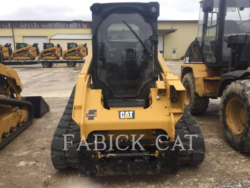 CATERPILLAR DELTALADER 299D2 XHP equipment  photo 2