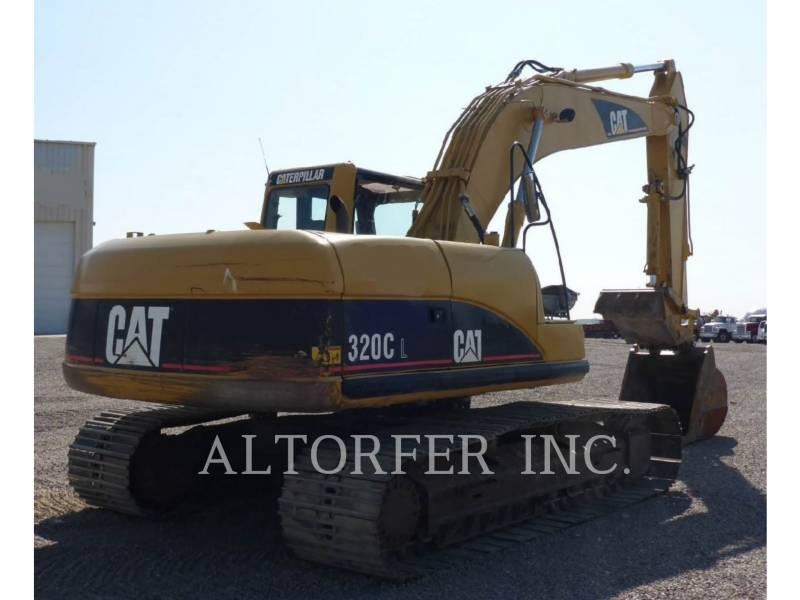 CATERPILLAR TRACK EXCAVATORS 320CL TH equipment  photo 3