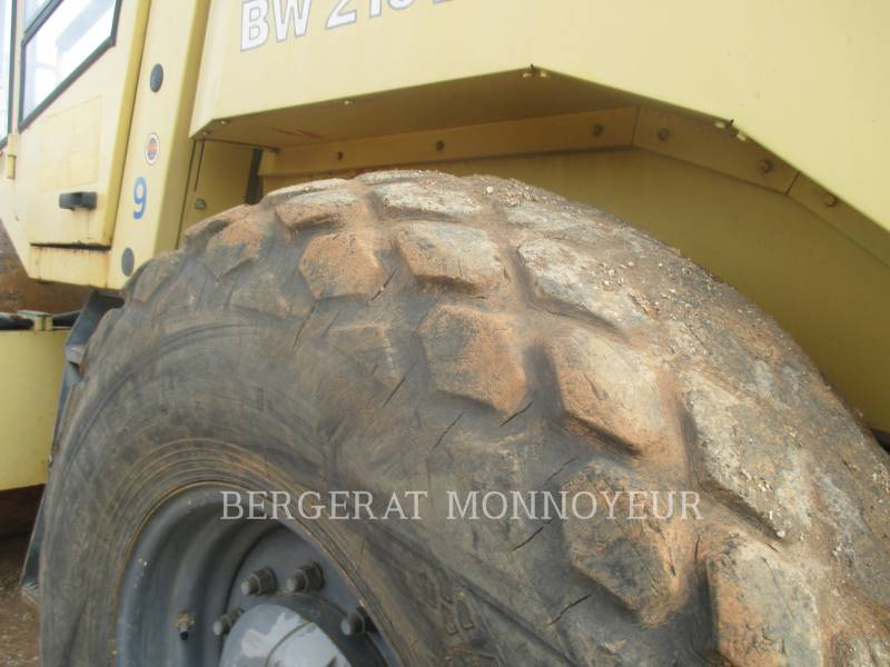 BOMAG COMPACTOREN BW219 equipment  photo 8