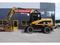CATERPILLAR ESCAVADEIRAS DE RODAS M315D equipment  photo 1